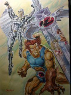 ThunderCats & Silverhawks!