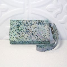 Cell Phone Wallet Wristlet for your Smart Phone / iPhone, Galaxy S3 S4 and more by Cucio on Etsy, $29.95