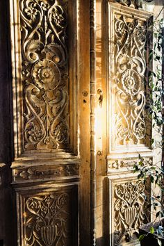 Carved Door, Big Daddy, Egyptian, Period, House Ideas, Carving, Doors, French, Antiques