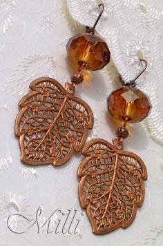 #copper #earrings