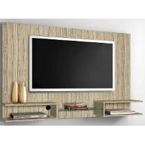 Painel Bancada Suspensa Lúmina 1,62m P/ Tv Led Lcd