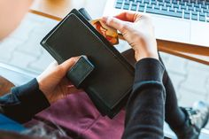 Credit card debt is one of the biggest factors that interfere with being approved for a decent mortgage for many aspiring homebuyers. A better understanding of the credit system and smart spending habits can help reduce that debt significantly. Travel For A Year, Formation Marketing, Make Money Online, How To Make Money, Check Your Credit Score, Budget Planer, Loans For Bad Credit, Bank Account, Saving Money
