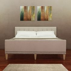 Possible new bed??  Chloe Queen-size Bed | Overstock.com