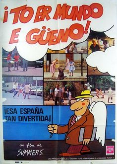 Manuel Summers Rivero (26 de marzo de 1935-12 de junio de 1993), director de cine y humorista español. Nació en Huelva, en el seno de una familia andaluza burguesa de origen inglés. Es padre del cantante David Summers del grupo Hombres G y hermano del periodista Guillermo. Sus películas se caracterizan por una mezcla de humor negro y carácter satírico.