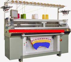 Machine Parts: Function of  Jaqard Machine main components