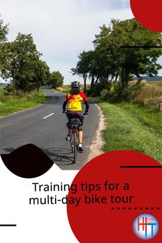 A bike tour, like other kinds of adventure travel and active travel trips, demands slightly different fitness preparation than other types of vacations or holidays. Read our training tips for a multi-day bike tour so your next bike tour, wherever in the world it might be, is fun and painless. #travelhealth #travel #travellingtips #travelsmart #traveltips #biketour #fitnesstraining #bikefitness #biking #biketourtips #experienceplus #europeanbiketour