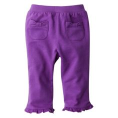 Circo® Newborn Girls' Pant.Opens in a new window. $10 talles: RN, 3, 6, 9 meses