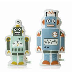 bienenkorb24 - Kissen Mr. Large Robot von ferm living -