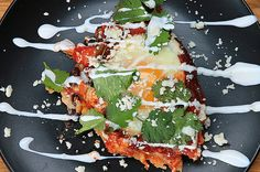 Watch the entire recipe video here: | Here's How To Step Your Huevos Rancheros Game Up