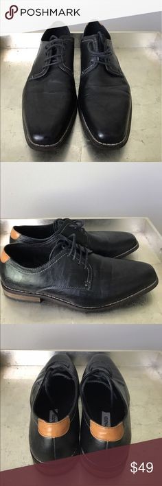 Steve Madden men oxfords , Size 9 In a good condition like new. Worn once for formal occasion Steve Madden Shoes Oxfords & Derbys