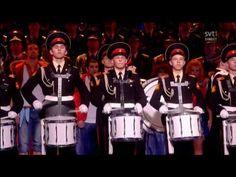 Russian folk songs: Kalinka + Katiushka + Oci ciornie + Daroga dlinnaya (Those were the days)