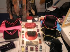 Tania Marta Pezzuolo presents her beautiful bags