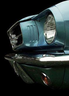 The original 64-66 Mustang