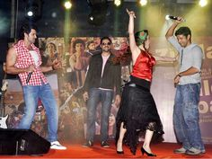 In Pics: Music launch of Zindagi Na Milegi Dobara   Entertainment ...