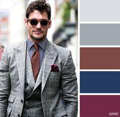 Las 18 mejores Combinaciones de colores para tu Ropa