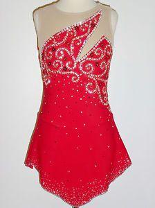 http://www.ebay.com/itm/CUSTOM-MADE-TO-FIT-Beautiful-Figure-Skating-Dress-WITH-CRYSTALS-/321268444013   Custom Made to Fit Beautiful Figure Skating Dress with Crystals   eBay