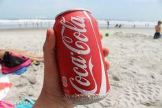 Share a Coca Cola.