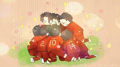 Loạt hình vẽ đáng yêu về hành trình đáng nhớ của U23 Việt Nam - Ảnh 13.
