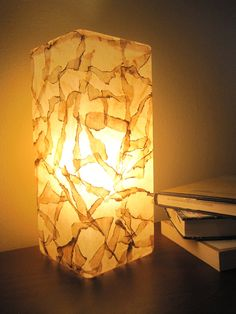 coffee filter lamp shades - Google Search