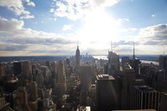 View from 30 Rock