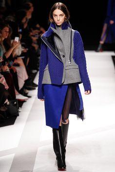 Sacai Fall 2014 RTW - Runway Photos - Fashion Week - Runway, Fashion Shows and Collections - Vogue