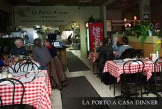 La Porto A Casa Restaurant opened in 2005. Our menu has something for everyone and our team is committed to delivering great food and great service to our customers