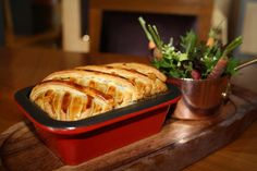 Organic Beef and Gold Muddler Ale Pie #recipe from @Four Seasons Hotel Hampshire