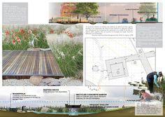 Landscape Architecture Portfolio Samples by Mike Green, via Behance
