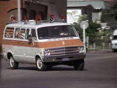 Dodge 200 Ambulance