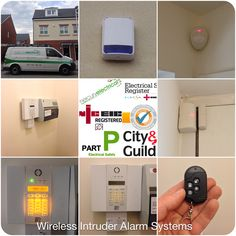 Supplied and fitted a wireless alarm system with no mess or fuss.