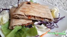 Gluténmentes szendvics kenyér nélkül - FittKonyha Sandwiches, Ethnic Recipes, Food, Essen, Meals, Paninis, Yemek, Eten
