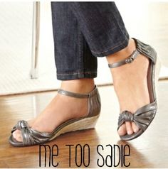Me Too Sadie from FootSmart, reviewed today