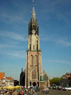 Delft - Nieuwe kerk