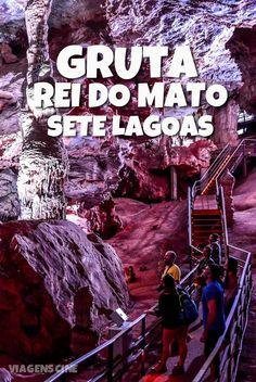 A Gruta Rei do Mato em Sete Lagoas (situada a 68 km de Belo Horizonte, em Minas Gerais) é umas cavernas que fazem parte do Circuito Rota das Grutas Peter Lund