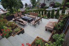 Jardines pequeños con encanto - Las nuevas tendencias para 2021 - Plantar, Exterior, Outdoor Decor, Home Decor, Hanging Gardens, Garden Layouts, New Trends, Planters, Cozy Corner