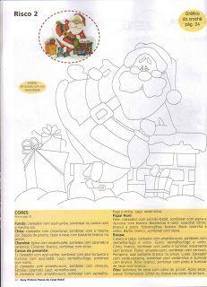 ⌘ WHIPPER SNAPPER DESIGNS ⌘ Catia Handicrafts: CHRISTMAS RISKS