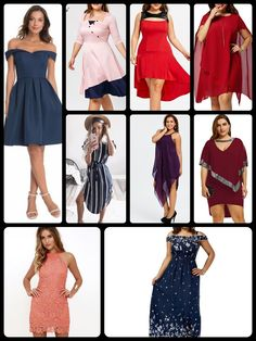 You're one stop Goodie Shop! Flattering Dresses, Plus Size Dresses, What To Wear, Curvy, Summer Dresses, Wedding, Outdoor, Shopping, Beautiful