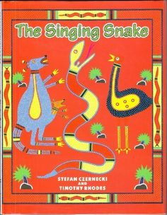 The Singing Snake - fun connection to digeridoo