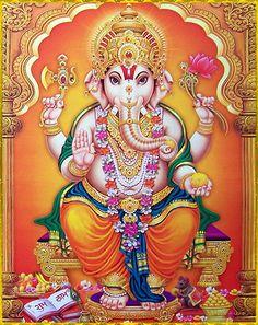 """shivaom: """" GANESH ॐ """" Om Ganesha"""