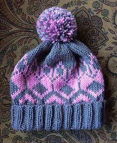 Ravelry: Hannah's Hat pattern by Kathrina Cox