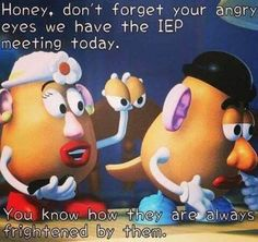 IEP humor – We need to find it when we can :) I never forget my angry eyes :) – Work meeting Autism Humor, Angry Eyes, Iep Meetings, New Funny Memes, Funny Stuff, Education Humor, Art Education, Teacher Memes, Teacher Stuff
