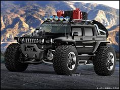 Afternoon Drive: Off-Road Adventures Photos) - SUV off-roading off-road Land Rover jeep four-wheel drive adventure Hummer H3, Hummer Truck, Cool Trucks, Big Trucks, Jeep Wrangler, Offroader, Terrain Vehicle, Off Road Adventure, Adventure 4x4