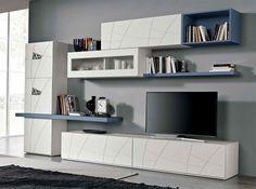 SPAR Lapis Wall Unit / Entertainment Center LX03 - $3,799.00