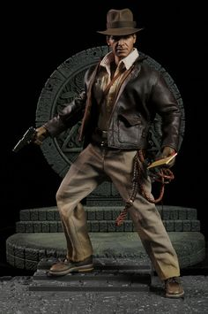 Indiana Jones action figure