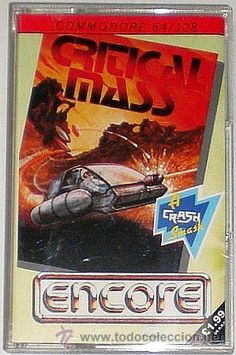 Critical Mass [Durell Software] 1985 - ENCORE [Commodore 64 C64 C128]