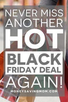 Save On Holiday Shopping With all These HOT Black Friday Deals!! Never miss a HOT deal during the holiday shopping season with deals coming directly to your inbox! #blackfriday #blackfridaydeals #holidaydeals #savingmoney #blackfridaydeals #christmasdeals #savingmoneyonchristmas #christmasshopping Christmas On A Budget, Christmas Shopping, Simple Christmas, Christmas Ideas, Dave Ramsey Envelope System, Money Saving Mom, Holiday Deals, Frugal Living Tips, Budgeting Finances