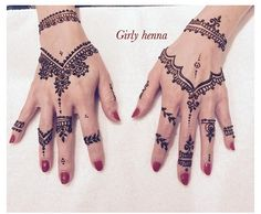 Henna Tattoo Hand, Henna Mehndi, Henna Art, Mehendi, Hand Tattoos, Finger Tattoo Designs, Finger Tattoos, Mehndi Design Pictures, Hennas