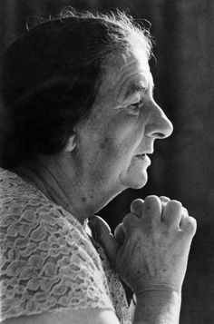 Although best known as Israel's Prime Minister during the 1973 Yom Kippur War, Meir made her mark on the revolutionary Zionist movement during the pre-state period when during a 1948 trip to the U.S., she raised $50 million from the Jewish diaspora community, making a state of Israel possible.