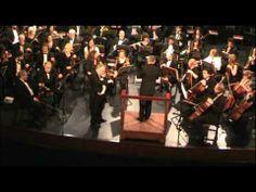 Rafael Gintoli Felix Mendelssohn Bartholdy  Concierto para violín y orquesta en mi menor op. 64  Orquesta Sinfónica Municipal de Olavarría Gestarte 2011 v.4 Festival de Música Olavarría - Provincia de Buenos Aires - Argentina Dirección: Diego Lurbe