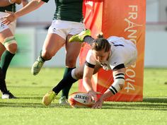 Womens Rugby World Cup Semi-Finals: Pinpoint Precision from England, Heartbreak for France|Vicky Chan